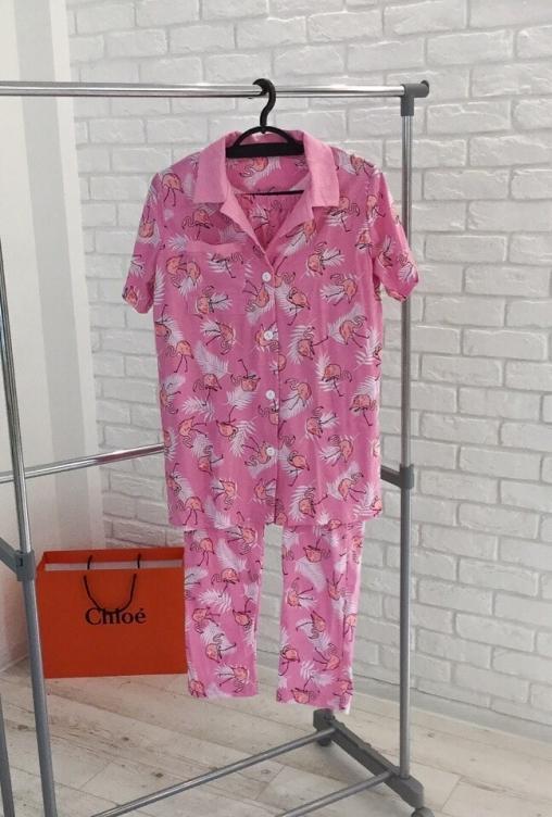 Пижама со штанами