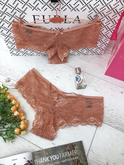 Кружевные трусики Victoria's Secret (реплика)