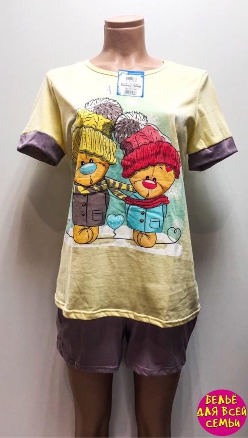 Комплект с шортами