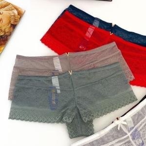 Ажурные шорты